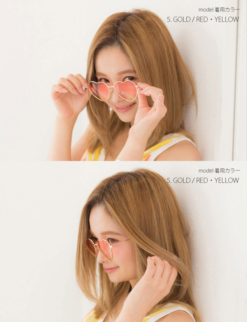 GOLD / RED・YELLOW